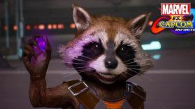 Capcom veröffentlicht neuen Story Trailer zu Marvel vs. Capcom Infinite