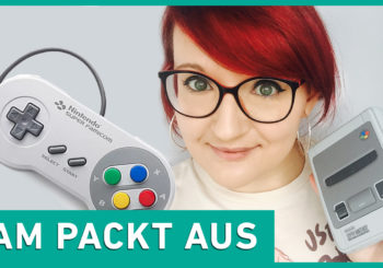 Sam packt aus: Nintendo Classic Mini Super Nintendo Entertainment System SNES Unboxing