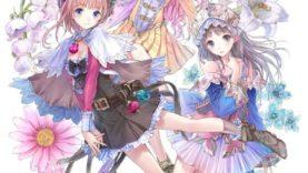 Gust kündigt Atelier Arland Trilogie für Playstation 4 und Nintendo Switch an