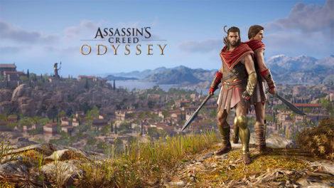 Ubisoft zeigt Trailer und Gameplay zu Assassin's Creed Odyssey