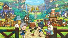 LEVEL-5 veröffentlicht neuen Fantasy Life Online Trailer