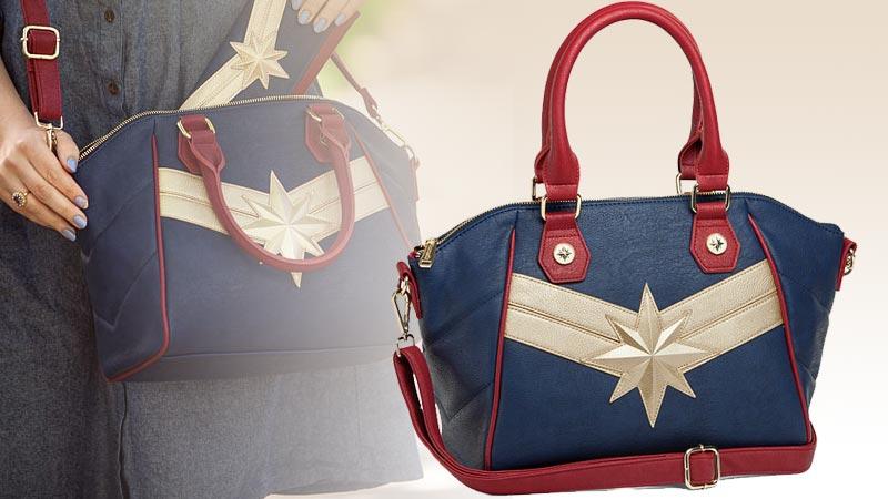Mit diesen schicken veganen Marvel's The Avengers Taschen stellen wir uns Thanos entgegen
