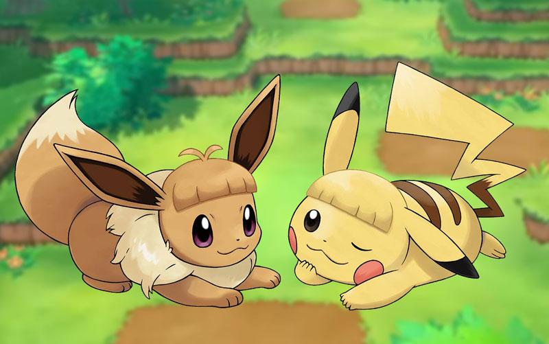 Neuer Pokémon Let's Go Trailer zeigt neue Frisuren und altbekannte Gesichter!