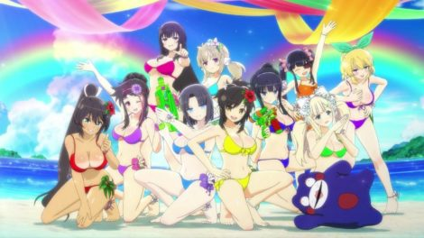 Marvelous kündigt die PC Version von Senran Kagura Peach Beach Splash an