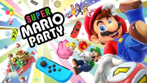 Super Mario Party für Nintendo Switch offizieller Game Trailer