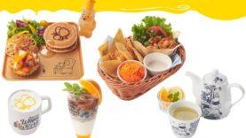 Winnie the Pooh Character Café eröffnet im Juli in Shinjuku für kurze Zeit