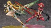 Good Smile veröffentlicht Xenoblade Chronicles 2 Figuren Pyra undMythra
