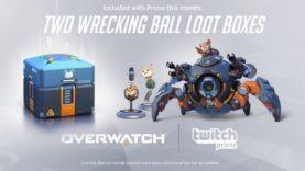 Twitch Prime-Mitglieder erhalten neue Belohnungen in Overwatch